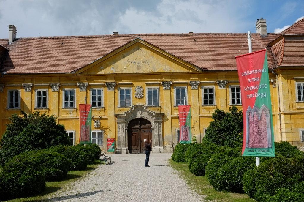 Schloss Marchegg im Mai 2013 - Marchegg, Niederösterreich (2293-NOE)