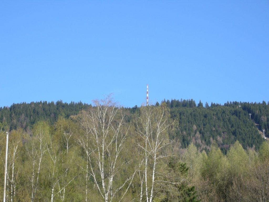 Blick auf den Schöckl von St.Radegund aus - St. Radegund bei Graz, Steiermark (8061-STM)