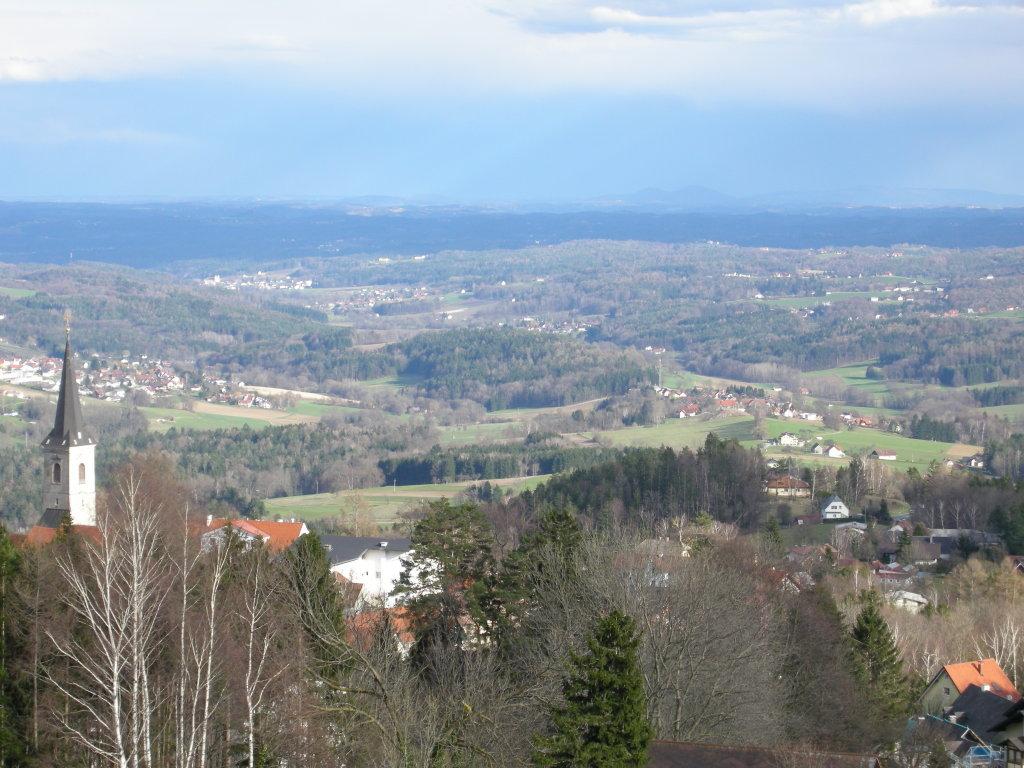 St.Radegund, von der Kuranstalt - St. Radegund bei Graz, Steiermark (8061-STM)