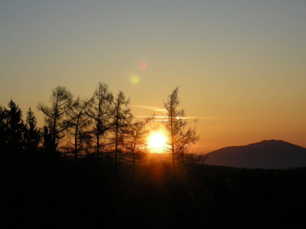 St.Radegund, Morgenstimmung2 - St. Radegund bei Graz, Steiermark (8061-STM)