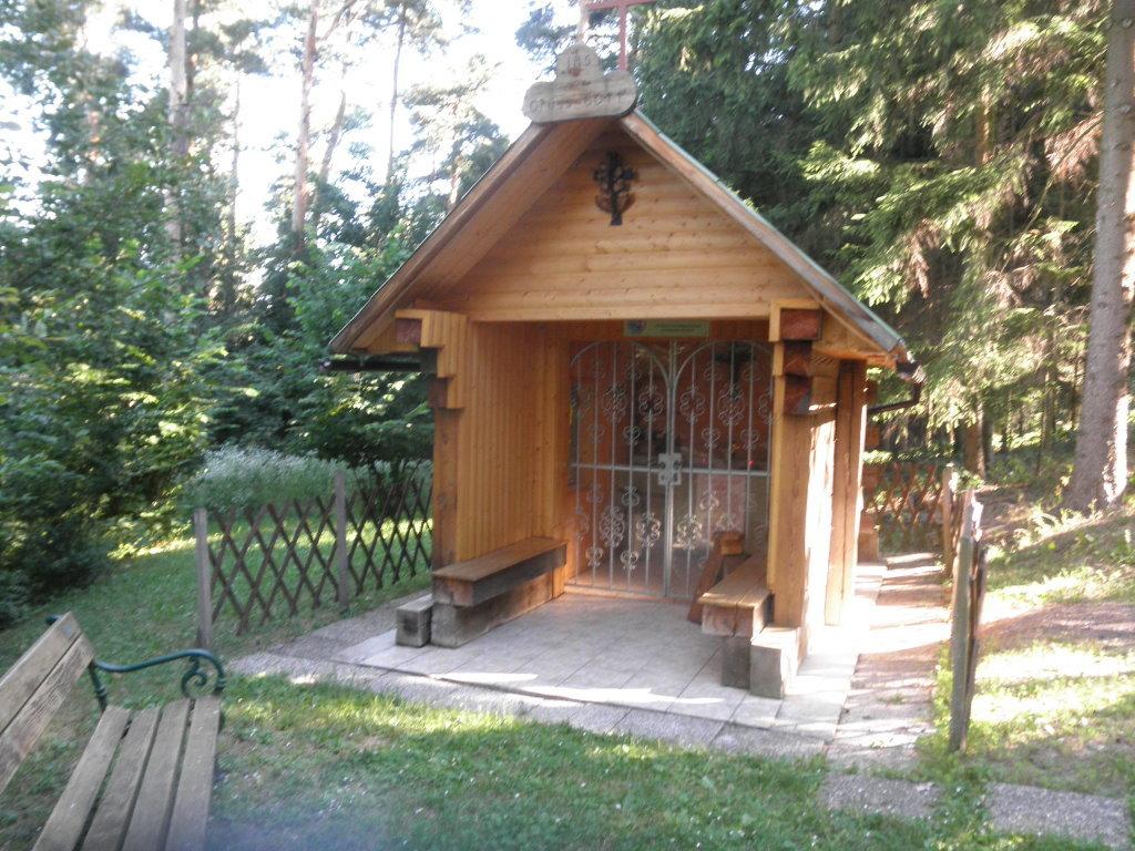 Waldkapelle bei Maria Dreieichen - Maria Dreieichen, Niederösterreich (3744-NOE)