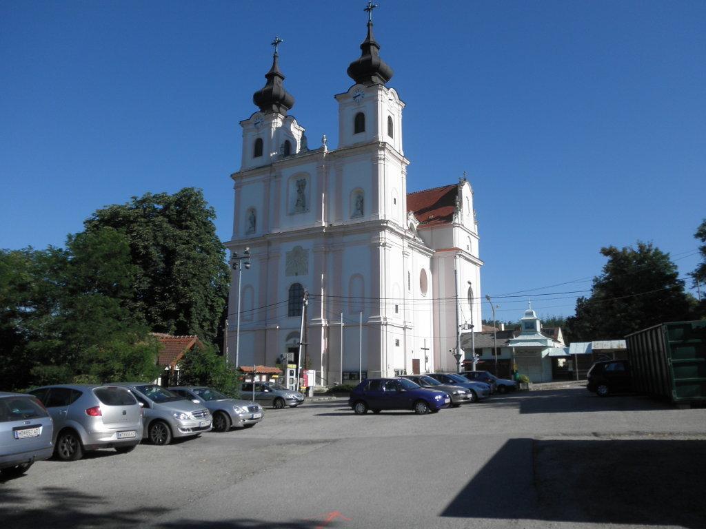Wallfahrtskirche Maria Dreieichen - Maria Dreieichen, Niederösterreich (3744-NOE)