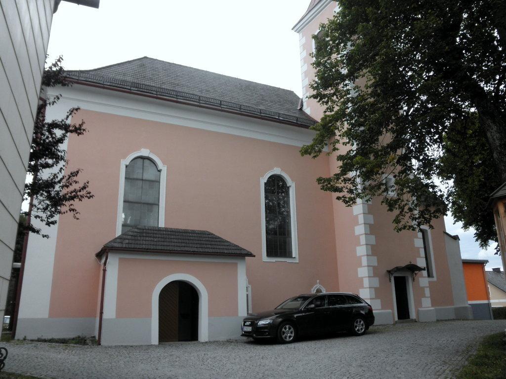 Pfarrkirche Altmelon - Altmelon, Niederösterreich (3925-NOE)