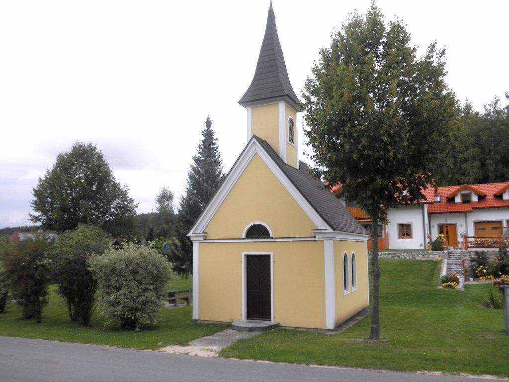 Dorfkapelle Pretrobruck - Pretrobruck, Niederösterreich (3925-NOE)