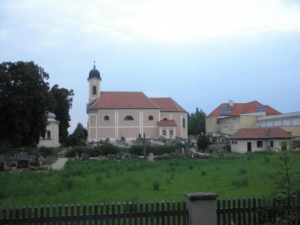 Pfarrkirche Reidling, dem Hl. Jakobus den Älteren geweiht - Reidling, Niederösterreich (3454-NOE)