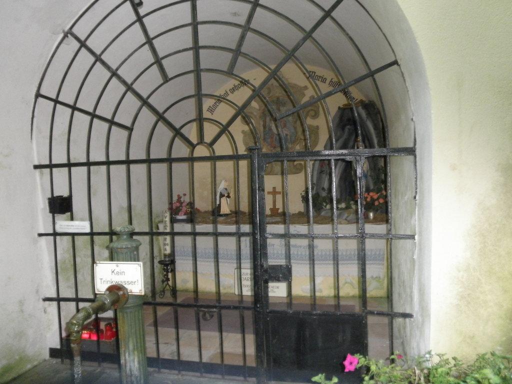 Innenansicht der Bründlkapelle - Maria Dreieichen, Niederösterreich (3744-NOE)