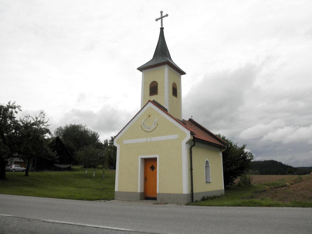 Dorfkapelle Aggsbach - Aggsbach, Niederösterreich (3911-NOE)