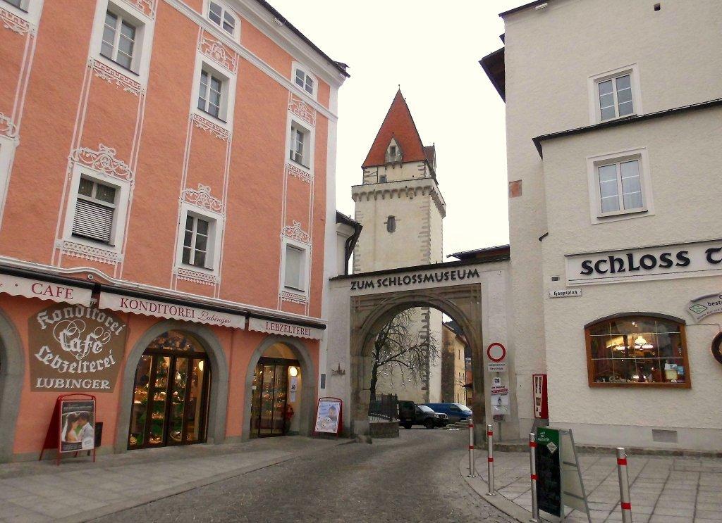 Zentrum Freistadt - Freistadt, Oberösterreich (4240-OOE)