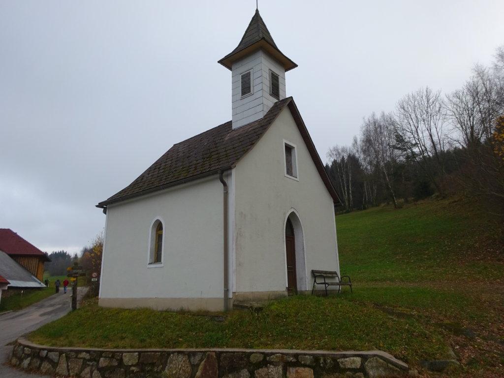 Dorfkapelle Reichenau am Freiwald - Reichenau am Freiwald, Niederösterreich (3972-NOE)