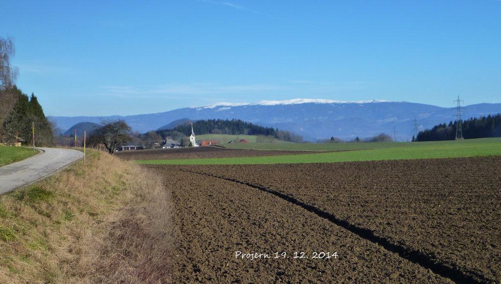 Projern 18. 12. 2014 - Projern, Kärnten (9300-KTN)