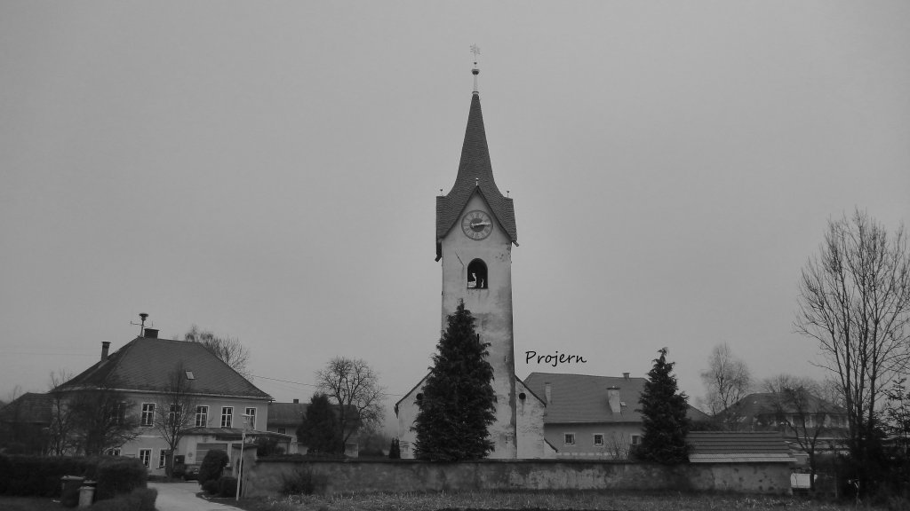 Pfarrkirche hl. Rupertus - Projern, Kärnten (9300-KTN)