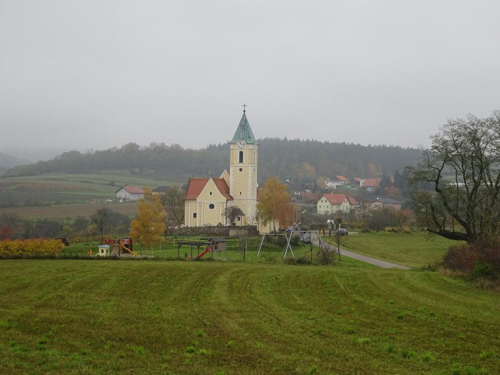 Pfarrkirche von Schiltern dem hl.Pankraz geweiht - Schiltern, Niederösterreich (3553-NOE)