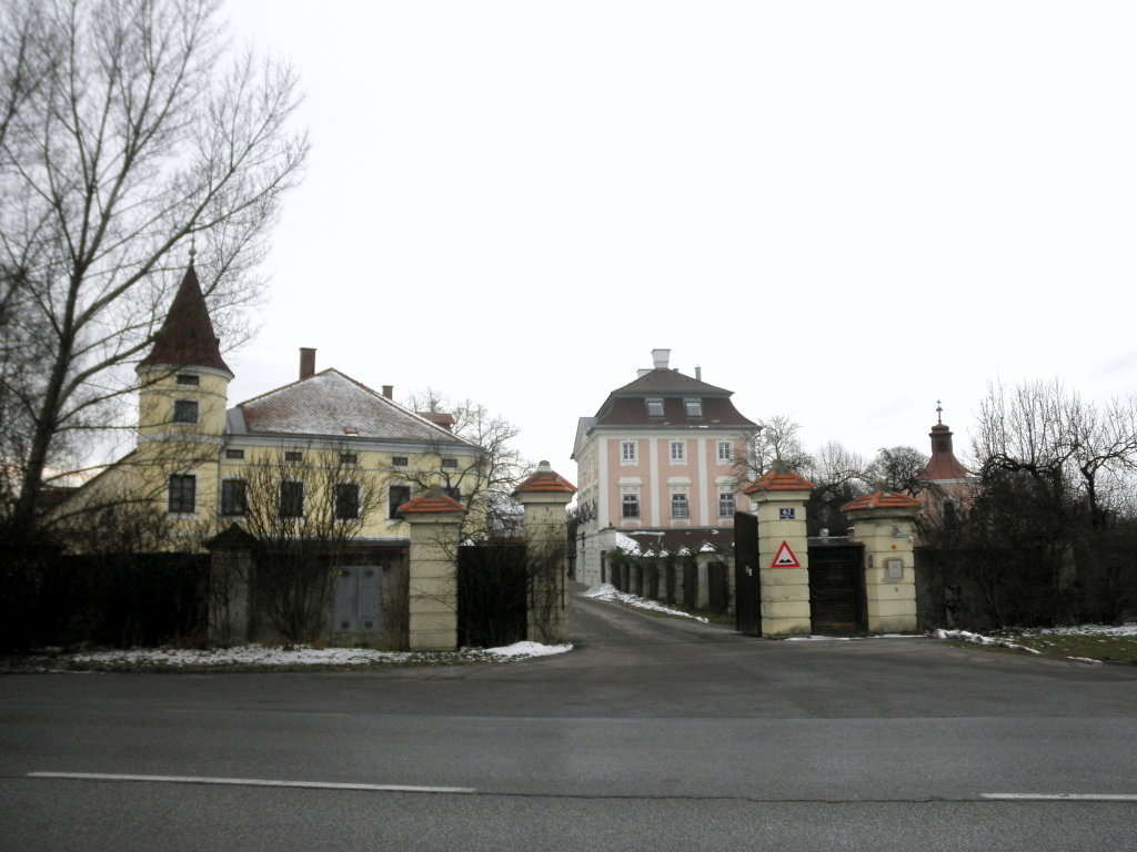 Maria Wand Haus - Lilienhof - Stattersdorf, Niederösterreich (3100-NOE)