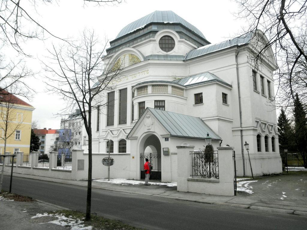 Jugendstil - Synagoge - St. Pölten, Niederösterreich (3100-NOE)