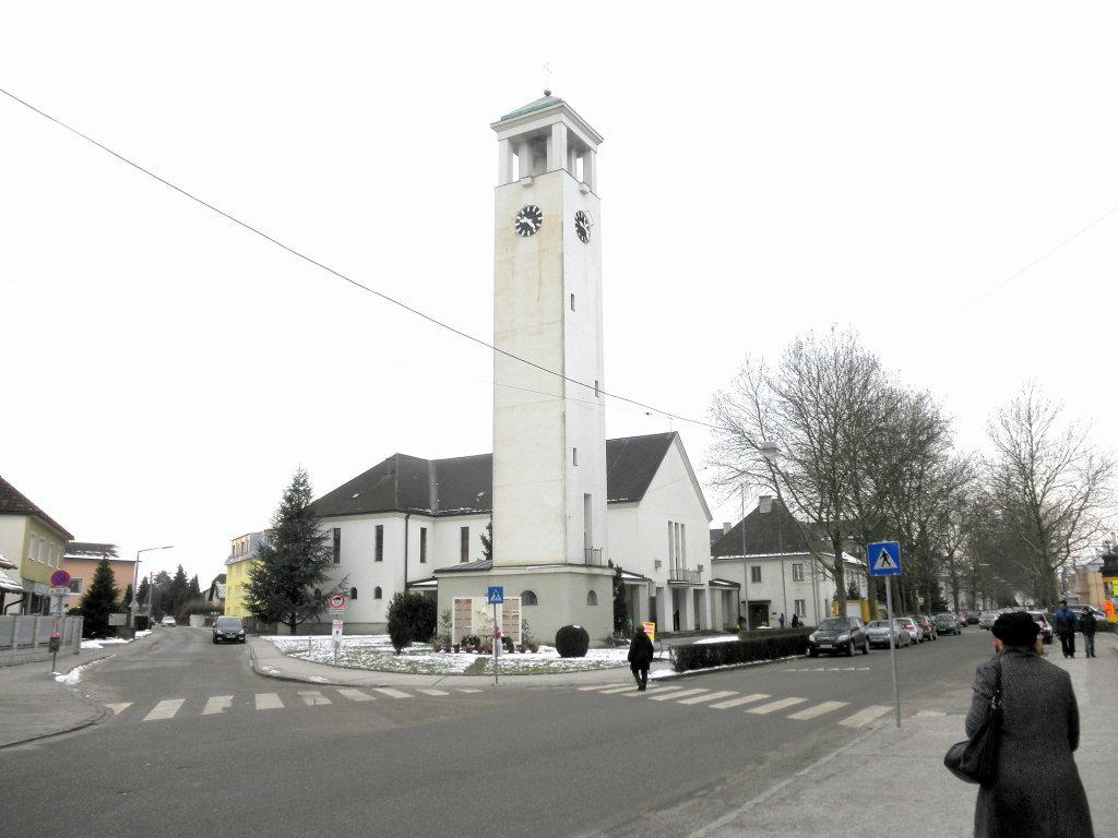 Pfarrkirche hl. Michael in Wagram - Unterwagram, Niederösterreich (3100-NOE)