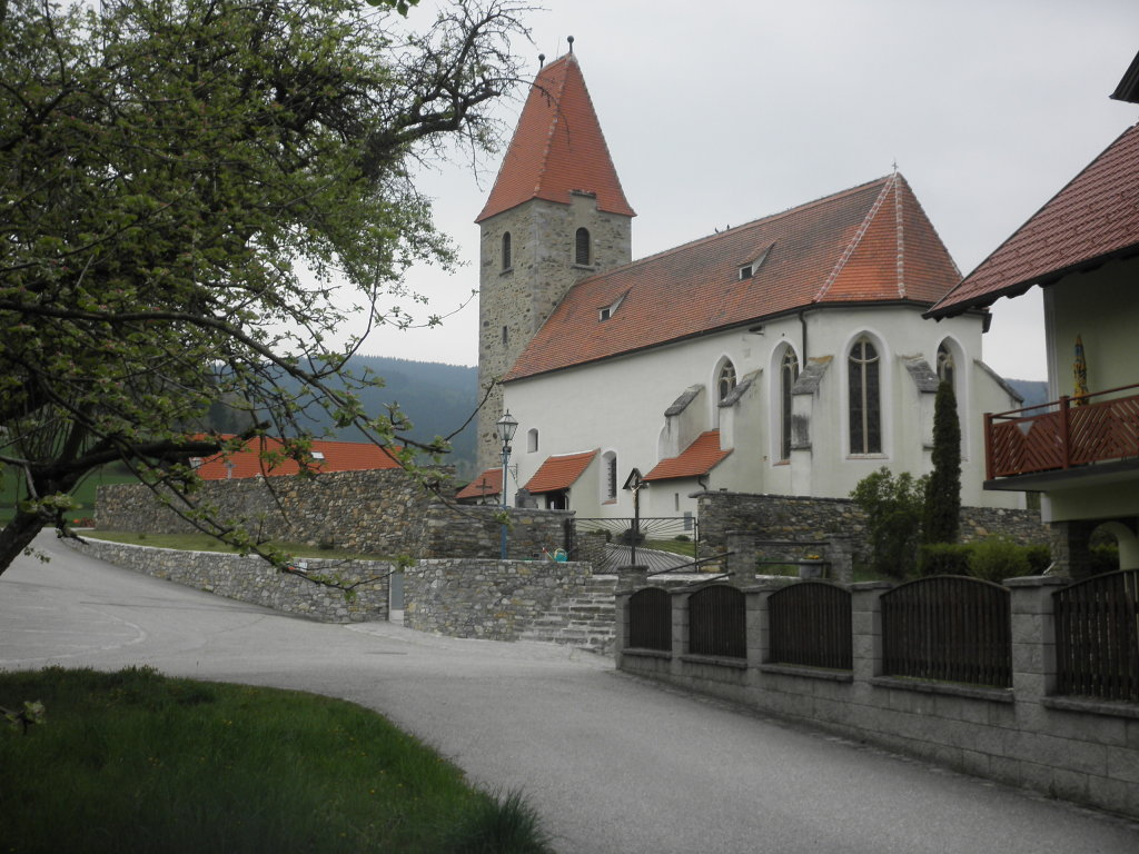Kath. Filialkirche hl. Ulrich - Trandorf, Niederösterreich (3622-NOE)