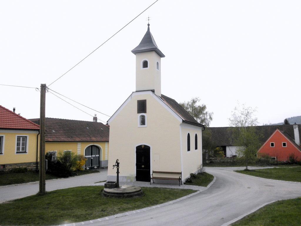 Dorfkapelle Wanzenau - Wanzenau, Niederösterreich (3573-NOE)