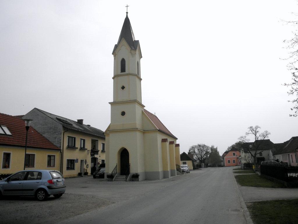 Dorfkapelle Etzmannsdorf - Etzmannsdorf am Kamp, Niederösterreich (3573-NOE)