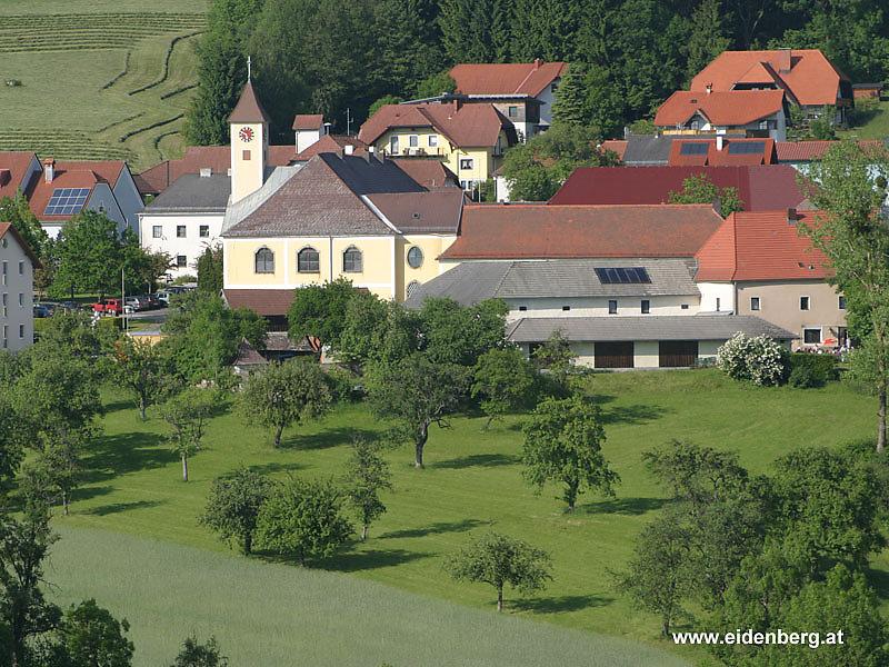 Eidenberg, ein beliebtes Naherholungsgebiet - Eidenberg, Oberösterreich (4201-OOE)