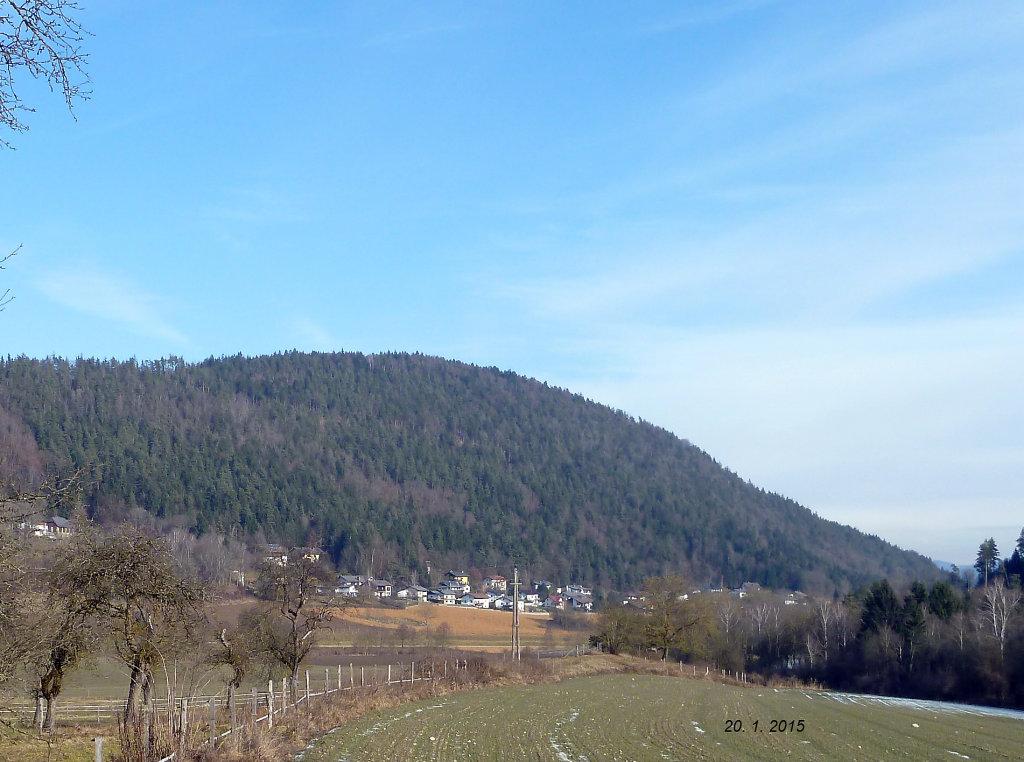 Dellach - Gemeinde Karnburg - Dellach, Kärnten (9063-KTN)