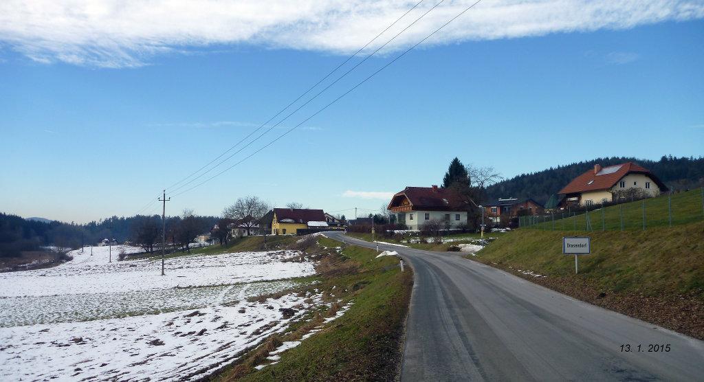 Drasendorf A-9020 - Drasendorfer Straße, Kärnten (9020-KTN)