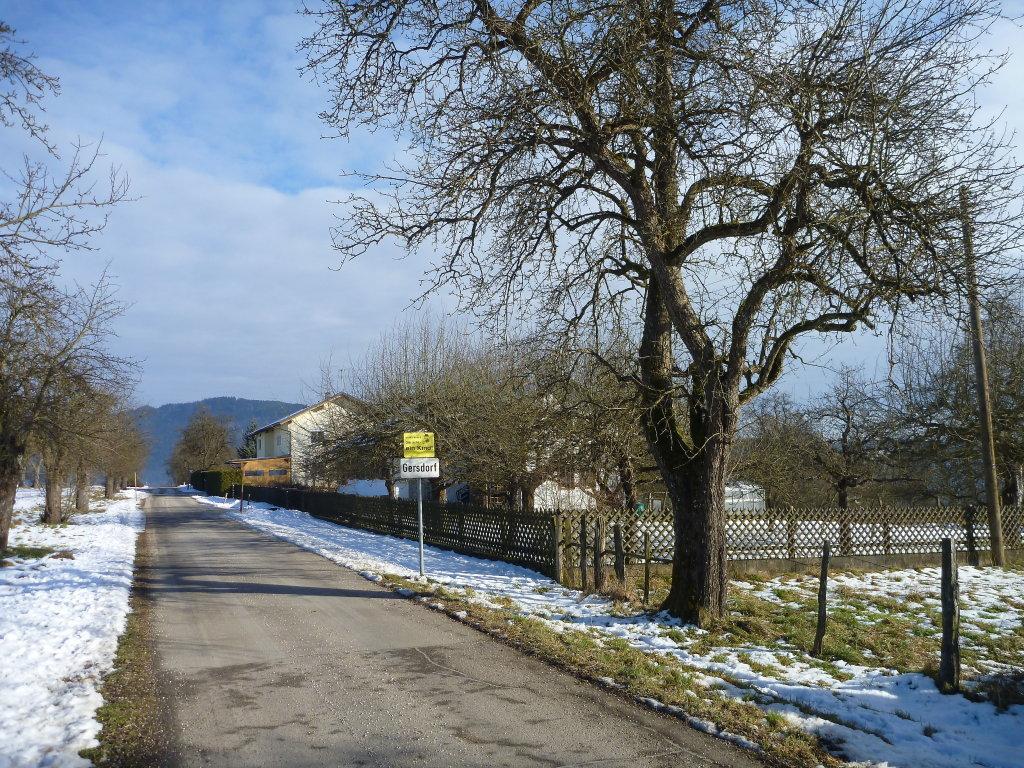 Gersdorf am 6. 1. 2015 - Gersdorf, Kärnten (9063-KTN)