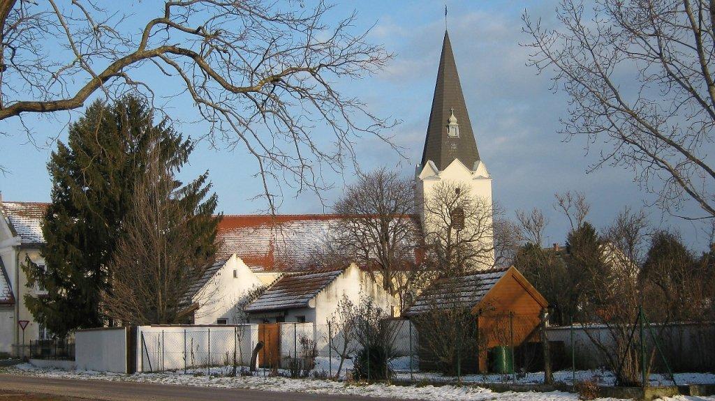 Katholische Kirche - Deutsch Jahrndorf, Burgenland (2423-BGL)