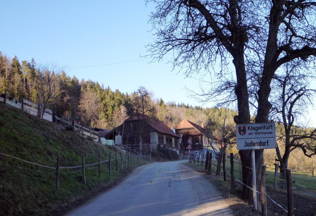 Judendorf 28. 1. 2015 - Judendorf, Kärnten (9063-KTN)