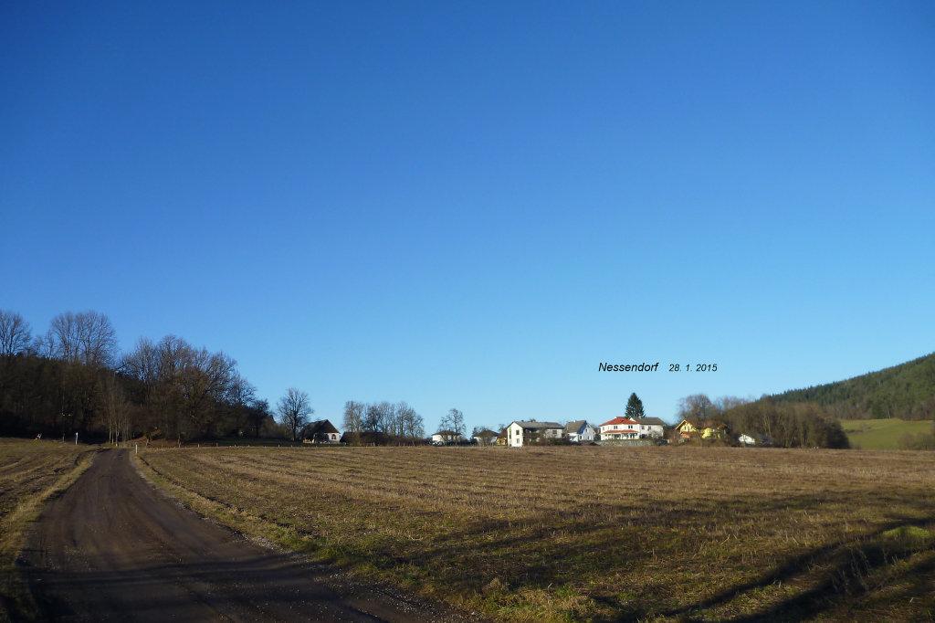 Nessendorf - Nessendorfer Straße, Kärnten (9020-KTN)