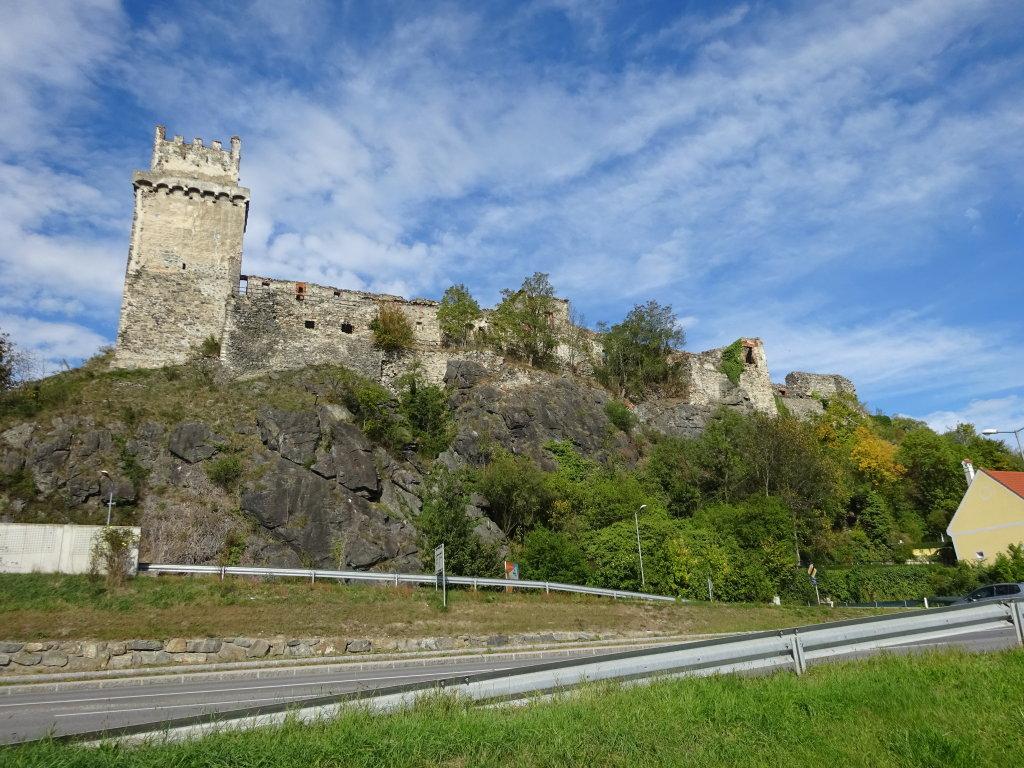 Burgruine Weitenegg - Weitenegg, Niederösterreich (3652-NOE)