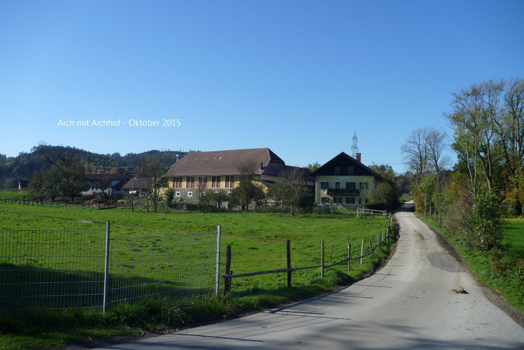 Aich Oktober 2015 - Aich, Kärnten (9300-KTN)