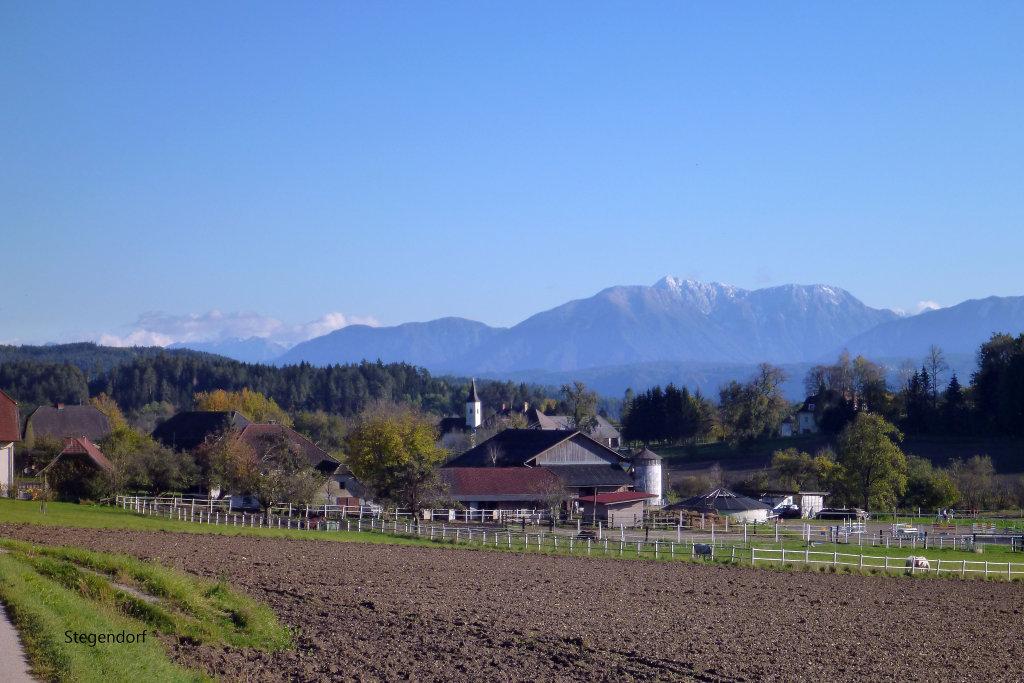 Stegendorf Okt. 2015 - Stegendorf, Kärnten (9063-KTN)