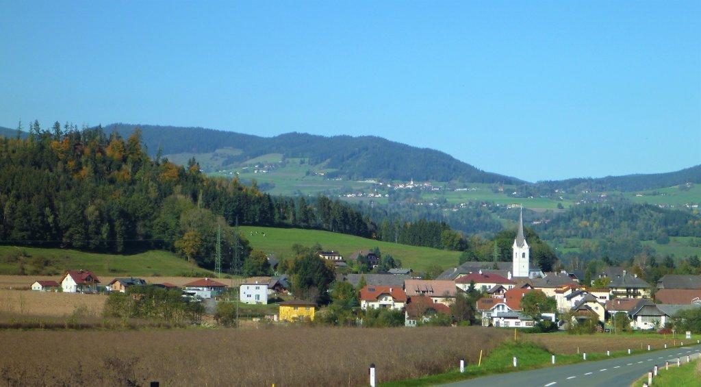 Zweikirchen 12. 10. 2015 - Zweikirchen, Kärnten (9556-KTN)