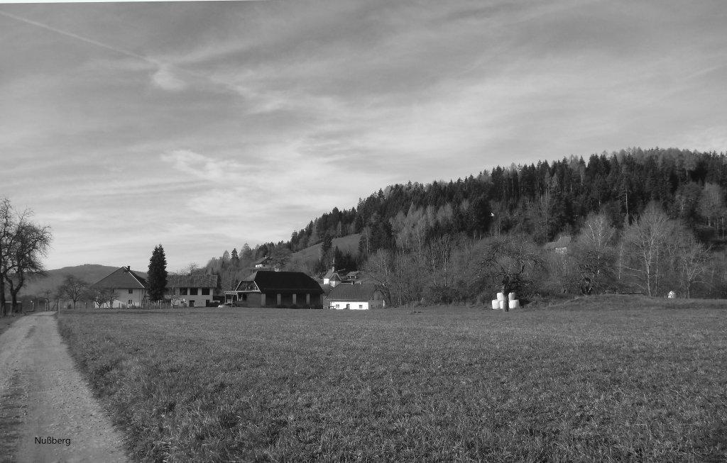 Nußberg November 2015 - Nußberg, Kärnten (9062-KTN)