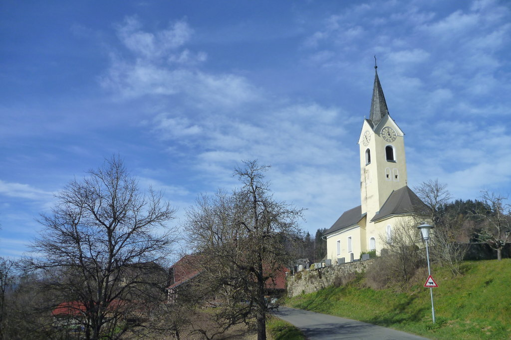 """Filialkirche """"Heiliger Lorenz"""" in Großbuch - Großbuch, Kärnten (9061-KTN)"""