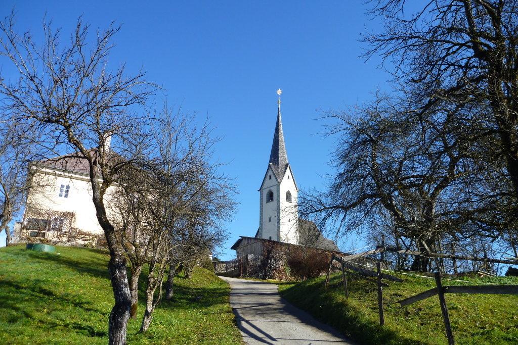 Pfarrkirche St. Gandolf - St. Gandolf, Kärnten (9555-KTN)