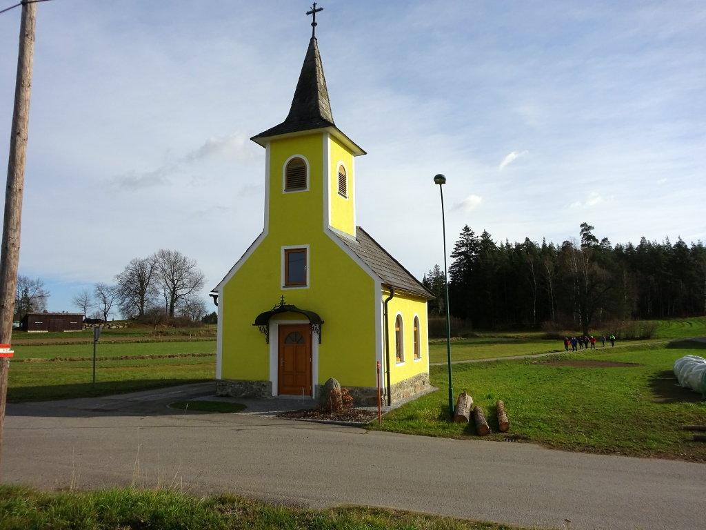 Dorfkapelle von Zweres - Zweres, Niederösterreich (3923-NOE)