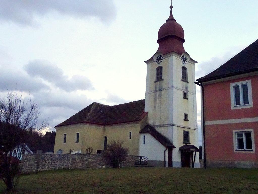 Pfarrkirche hl. Laurentius in Etzen - Etzen, Niederösterreich (3920-NOE)