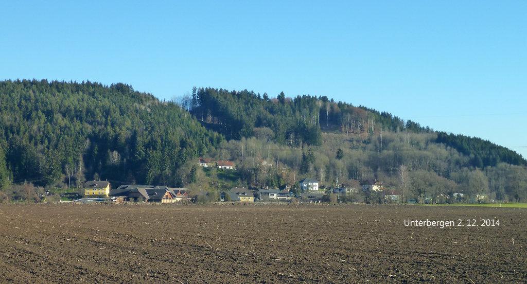 Unterbergen 2. Dezember 2015 - Unterbergen, Kärnten (9300-KTN)