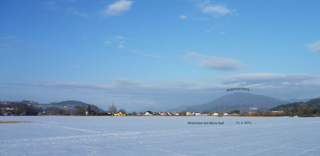 Wutschein bei Maria Saal - Wutschein, Kärnten (9063-KTN)