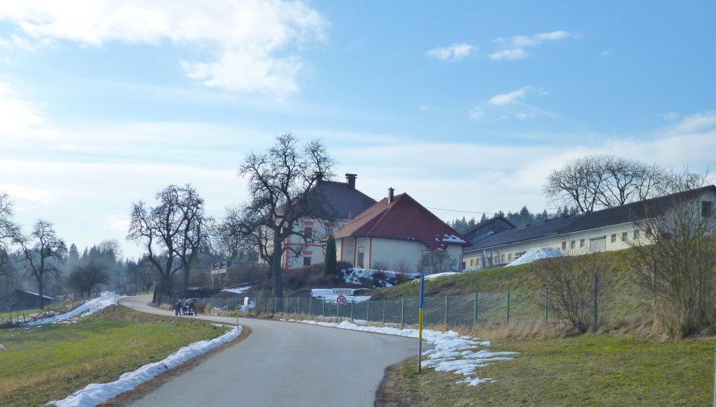 Leibnitz - Ortschaft in der Marktgemeinde Magdalensberg - Leibnitz, Kärnten (9064-KTN)