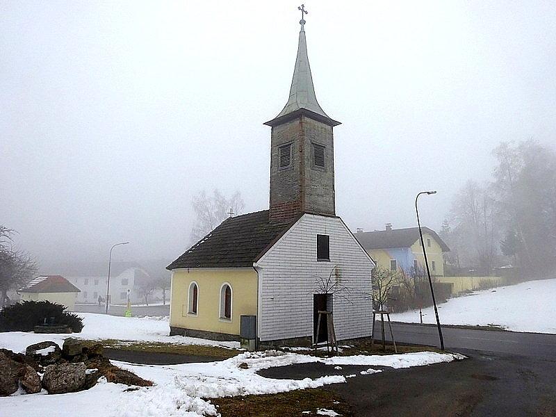 Dorfkapelle Harruck - Harruck, Niederösterreich (3920-NOE)