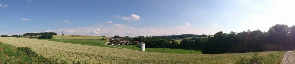 Murau im Panorama - Murau, Oberösterreich (4972-OOE)