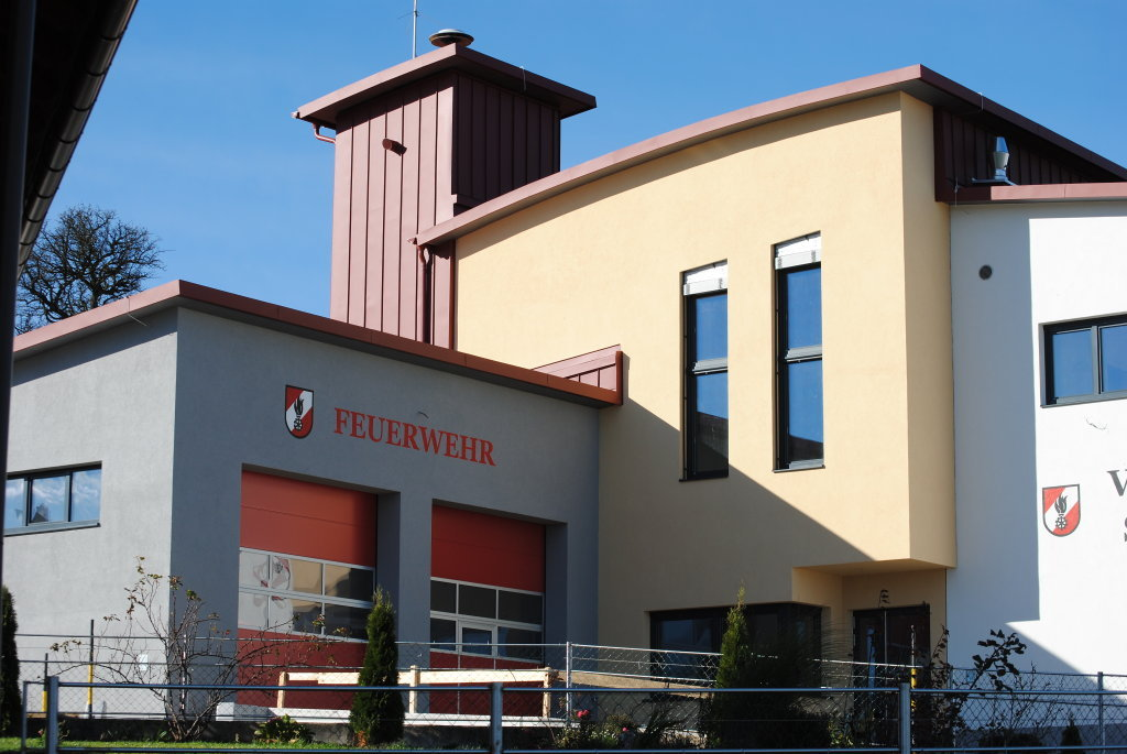 Neues Vereinshaus - St. Michael am Bruckbach, Niederösterreich (3352-NOE)