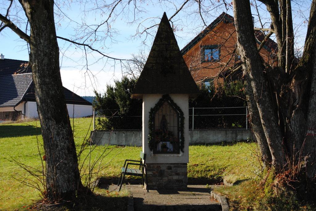 Mitterböck-Kapelle - St. Michael am Bruckbach, Niederösterreich (3352-NOE)