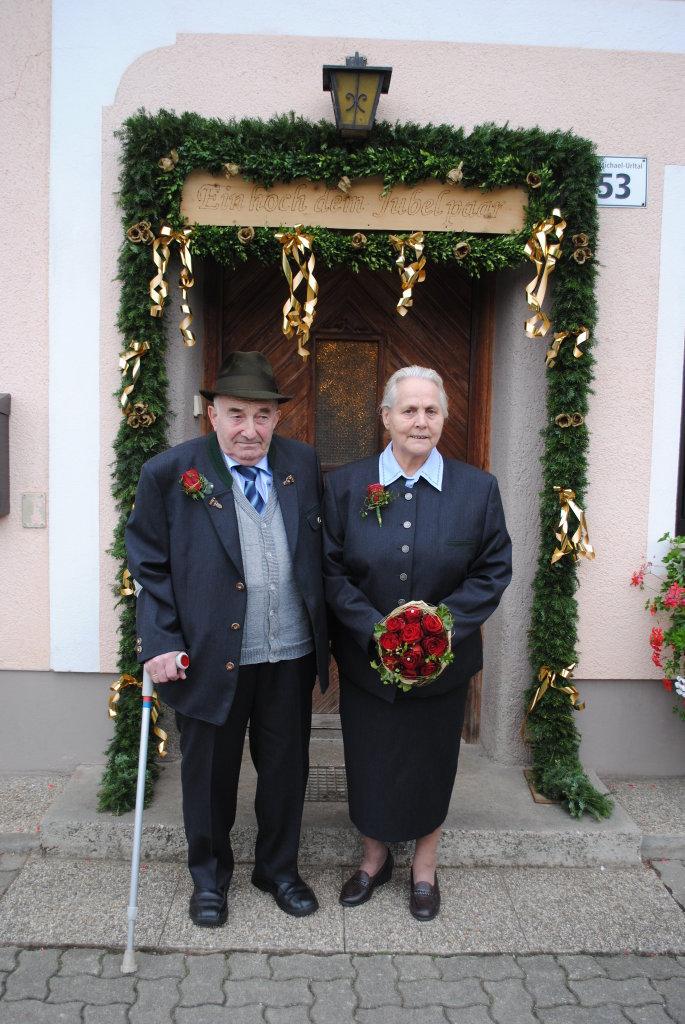 Goldene Hochzeit Joboltner - St. Michael am Bruckbach, Niederösterreich (3352-NOE)