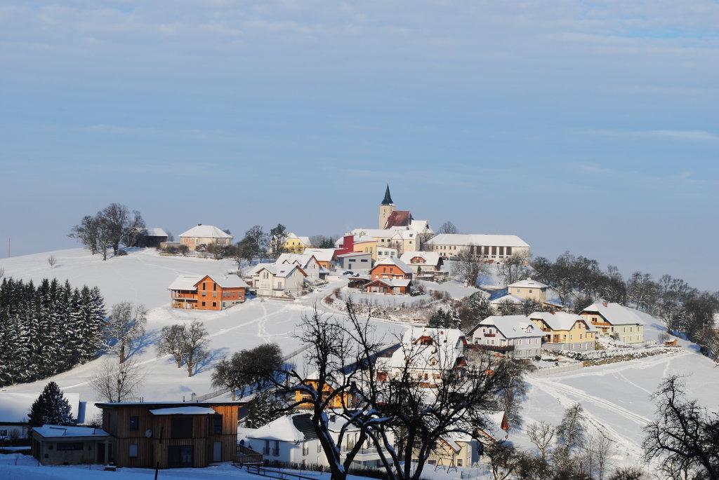 Winter - St. Michael am Bruckbach, Niederösterreich (3352-NOE)