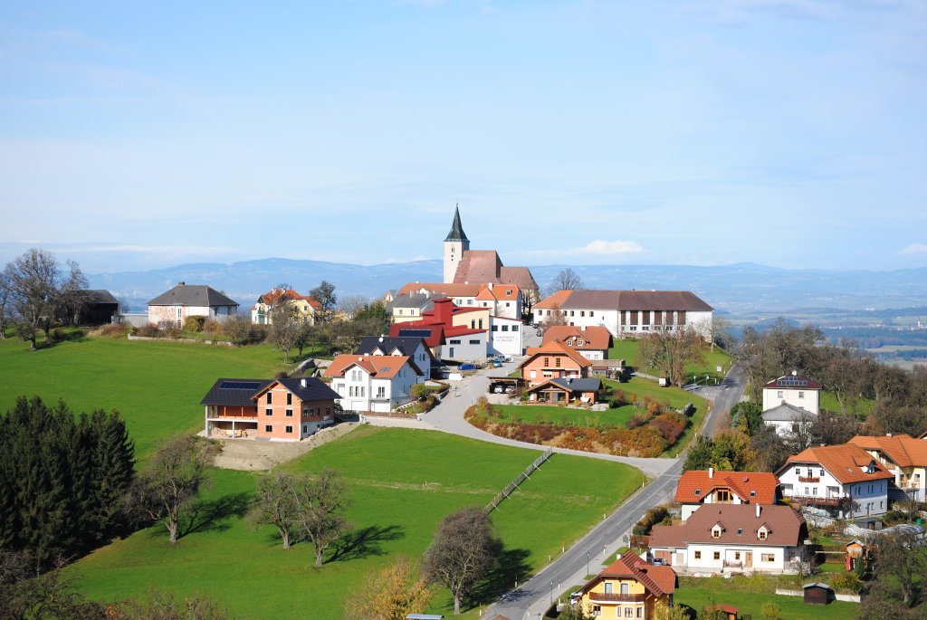 Nach Nord-West - St. Michael am Bruckbach, Niederösterreich (3352-NOE)