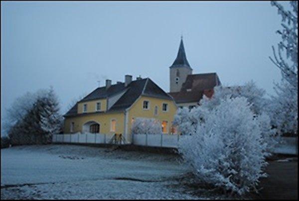 Weihnachtsstimmung - St. Michael am Bruckbach, Niederösterreich (3352-NOE)