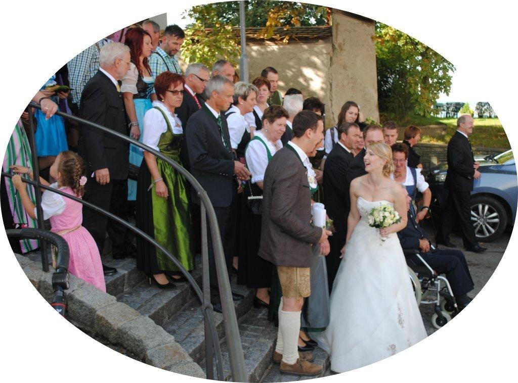Hochzeit Birgit und Roland - St. Michael am Bruckbach, Niederösterreich (3352-NOE)